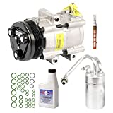 2003 mustang ac compressor - OEM AC Compressor w/A/C Repair Kit For Ford Mustang 1996-2004 - BuyAutoParts 60-83234RN New