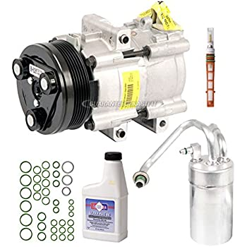 OEM AC Compressor w/A/C Repair Kit For Ford Mustang 1996-2004 - BuyAutoParts 60-83234RN New