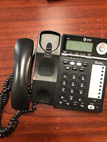 At&T - 993 Two-Line Corded Speakerphone With Caller Id Product Category: Audio Visual Equipment/Telephones (Phone & Visual T At Corded)