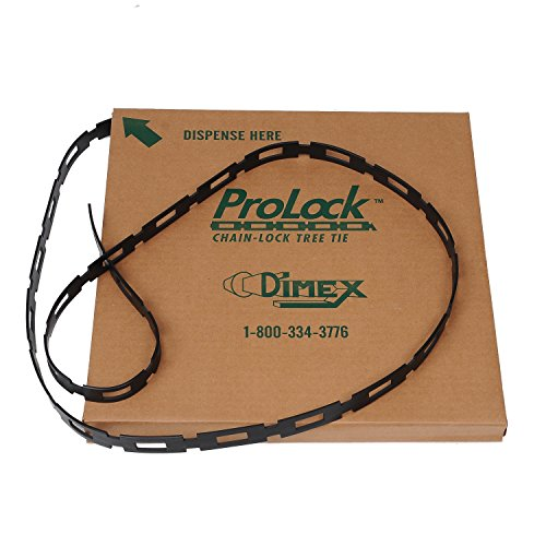 dimex-easyflex-plastic-locking-tree-plant-and-cable-ties-1-inch-wide-100-foot-coil-softflex-1152-2
