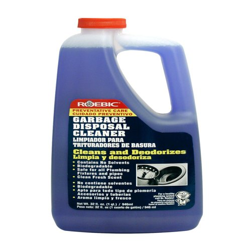 Roebic Laboratories, Inc. GDC-6 32-Ounce Garbage Disposal Cleaner