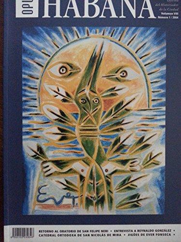Opus habana,revista.vol VIII.numero 1 del 2004.