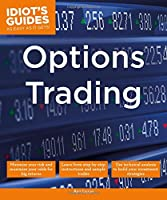 Idiot's Guides: Options Trading Front Cover