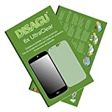 6x Ultra Clear Screen Protector for Acer Liquid Jade Z