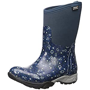 Bogs Women's Daisy Multiflower Work Boot