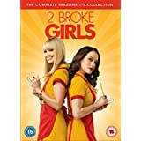 2 Broke Girls - Season 1-3