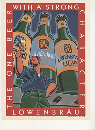 illustrated-1990-print-ad-for-lowenbrau-beer-strong-character