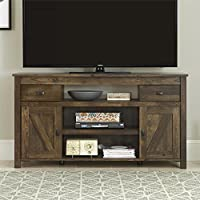 Altra Farmington Century Barn Pine Finish Rustic 60 inch TV Stand