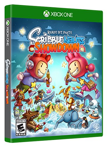 Scribblenauts Showdown - Xbox One by Warner Home Video - Games