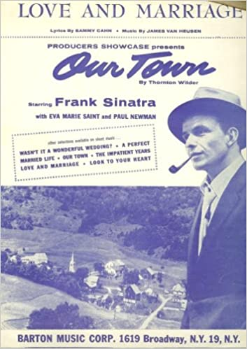 Frank sinatra love and marriage