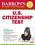 img - for Barron's U.S. Citizenship Test, 8th Edition book / textbook / text book