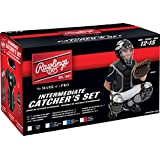 Rawlings Sporting Goods Catcher Set Renegade Series Ages 12 - 15 RCSI