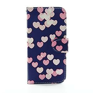 Jepson Funda Tipo libro para Apple iPhone 6/6s Cuero Carcasa PU Leather Case Flip Piel Cover Cierra Magnético con Función Soporte y Ranuras para la Tarjeta de Débito crédito de Piel de la PU Cubierta Caso