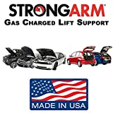StrongArm 6187 Jeep Compass, Liftgate w/o speakers Lift Support, Pack of 1