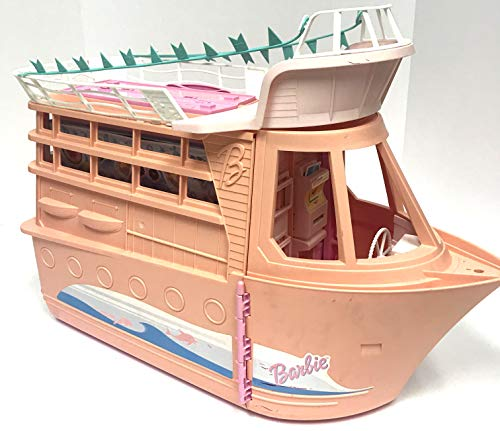 Vintage Cruise Ship - Mattel Vintage Barbie Cruise Ship and Accessories