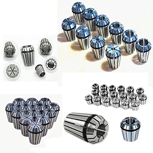 School - 19pcs Set Er32 2 20mm Collet Chuck Milling Tool Engraving Machine Tapping - Cutter Grinding Counter Game Toy Seller Kitchen Video Today S Clothing Wished Jewelry - Type Tapping Collet