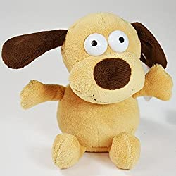 Laberhundchen - Chatter Dog - A Dog That Copies What You Say! A Great Gift Or Christmas Present For Animal & Pony Mad Children