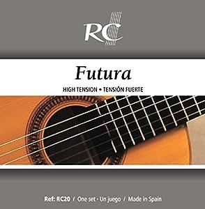 Amazon.com: Royal Classics RC20 Futura Nylon Guitar ...