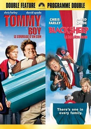 Amazon.com: Tommy Boy/Black Sheep (Ws): Movies & TV