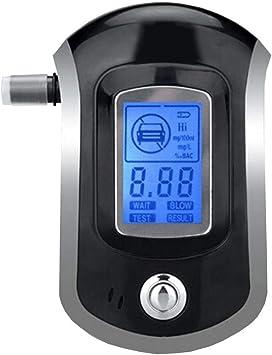 Digital Alcohol Breath Tester Breathalyzer Analyzer Detector Test Keychain PB