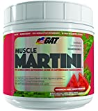 GAT Muscle Martini, The Ultimate Amino Super Drink with 30 Fruit and Vegetable Extracts, Watermelon Candy, 360 Gram
