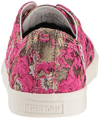 Tretorn Women''s Marley4 Pink Sneaker Medium pHpTwq