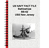 US Navy Fact File Battleships BB-62 New Jersey