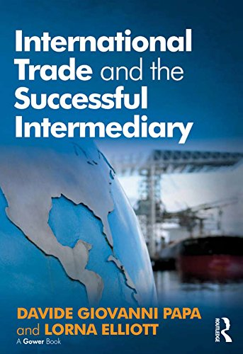Pdf Money International Trade and the Successful Intermediary