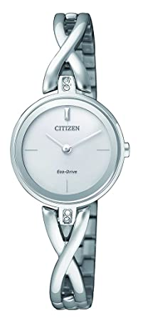 GUESS Analog White Dial Women's Watch - Dazzler