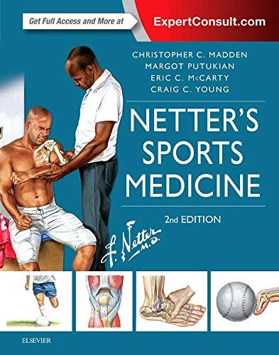 Netter's Sports Medicine (Netter Clinical Science) 2nd Edition