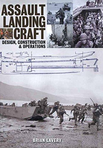Amazon Com Assault Landing Craft Design Construction Operators