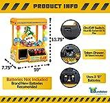 Bundaloo Big Rig Claw Machine Arcade Game