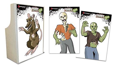zombie rabbit targets - 2