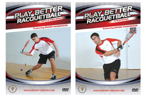 how to play racquetball singles