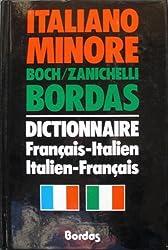 Italiano Minore - Dictionnaire français italien et italien français