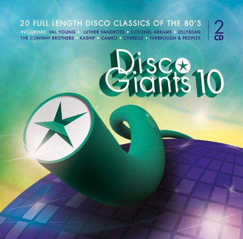 Vol. 10-Disco Giants