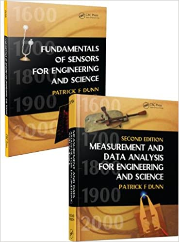 Book Measurement, Data Analysis, and Sensor Fundamentals for Engineering and Science