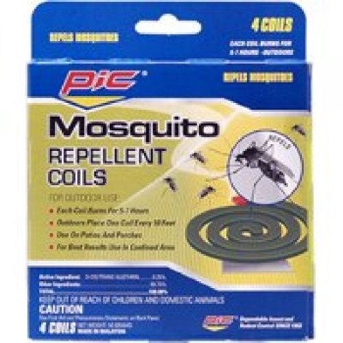Mosquito Coil (4 Pack) (Pic Mosquito Coils)
