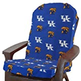 College Covers Kentucky Wildcats Adirondack Cushion by College Covers