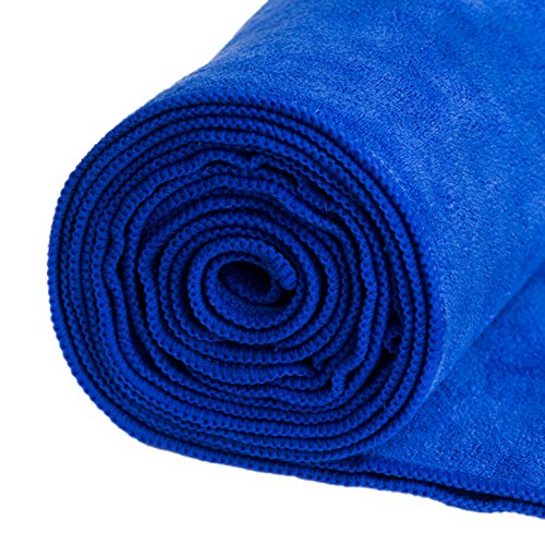 Microfiber Towel 2 Piece Pack By IMPERA FIT: Eco-Friendly