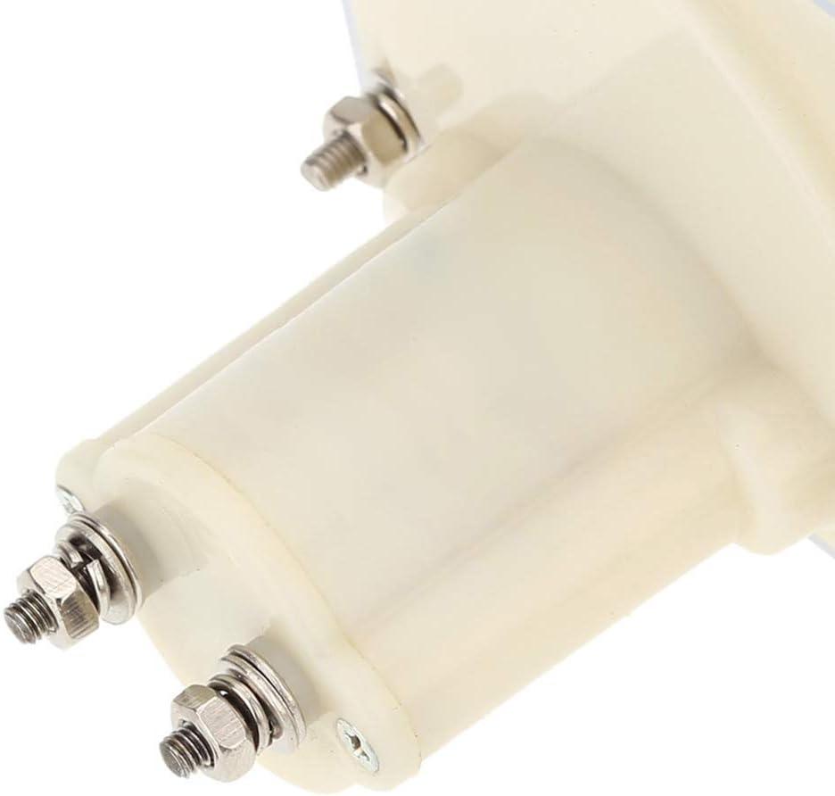 Rekkles Analog 85C1 DC 5A Pannello Current Meter Gauge 0-5A Pointer amperometro analogico Vite AMP Tester Pointer amperometro amperometro
