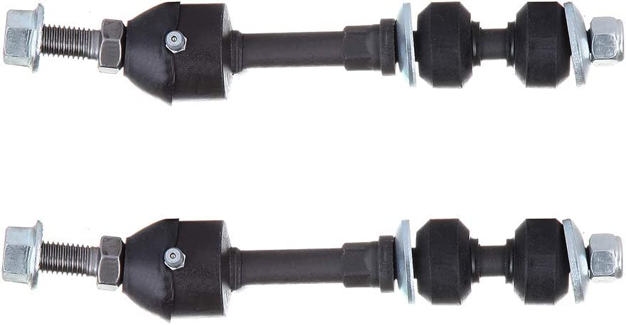OCPTY New 2-Piece fit for 2005-2008 Ford F-150 Lincoln Mark LT 2 Front Stabilizer//Sway Bar End Link