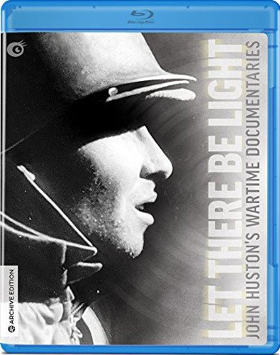 Let There Be Light: John Huston's Wartime [Blu-ray]