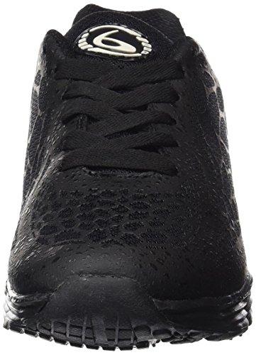 2144940 Negro Deporte Mujer Zapatillas Shoe Exterior Preto de Sport Beppi qgPSwES