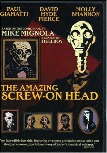 The Amazing Screw-on Head by LION'S GATE ENTERTAINMENT