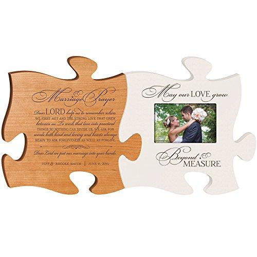 Wedding Photo Frame Personalized Wedding Gift