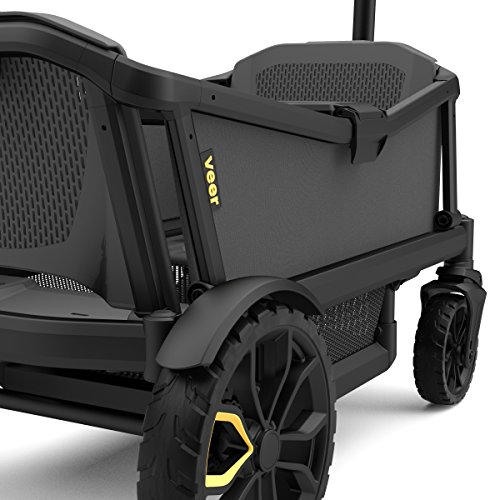 Veer Cruiser | Next Generation Premium Stroller Wagon Hybrid by Veer (Image #3)