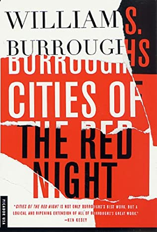 book cover of Cities of the Red Night