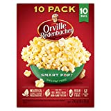 Orville Redenbacher Popcorn - Microwave Smart Pop 10 (6 x Pack of 10 - 60 bags total)