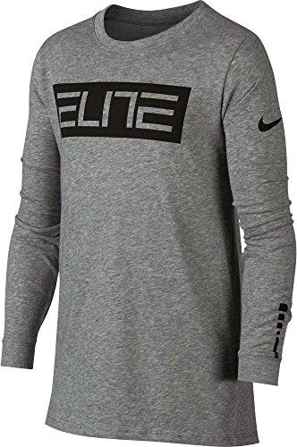 Nike Boys' Dry Elite Long Sleeve - Elite The Shirt